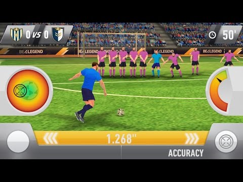 Video of Be A Legend: Soccer