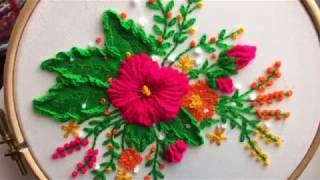 8 Types Of Neck Design Hand Embroidery Part 2 ฟร ว ด โอออนไลน