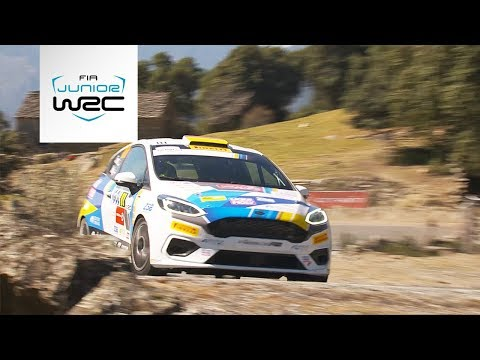Junior WRC - Corsica linea - Tour de Corse 2019: Highlights SUNDAY