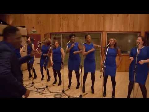 CK Gospel Choir - Signed Sealed Delivered - The Angel Studio Sessions