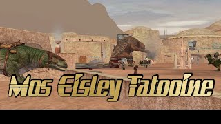 The sounds of Tatooine, Mos Eisley: From StarWars Galaxies