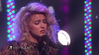 <b>Tori Kelly</b> Performs Hallelujah On The Ellen DeGeneres Show