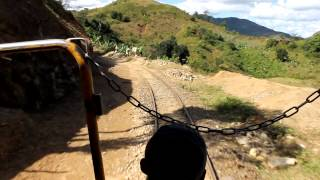 preview picture of video 'Fianarantsoa - Côte Est Railway'