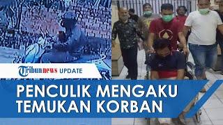 Penculik Bocah di Palembang Ternyata Bersandiwara Temukan Korban, Panik seusai Aksinya Viral