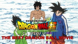Dragon Ball Super: Broly - Live Review - SPOILERS