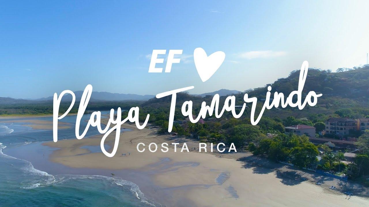 EF ❤ Playa Tamarindo