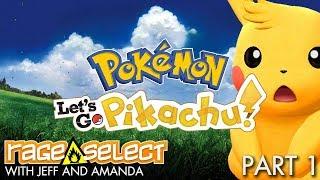 Pokémon: Let's Go, Pikachu! - The Dojo (Let's Play) Part 1