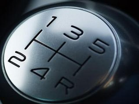 Top 5: Stick Shift Cars