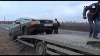 preview picture of video 'На трассе Калининград-Нестеров в ДТП погибли женщина и пятимесячный ребенок'