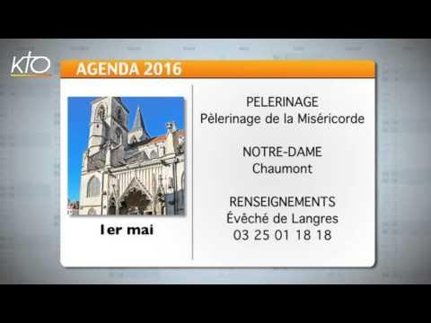Agenda du 18 avril 2016