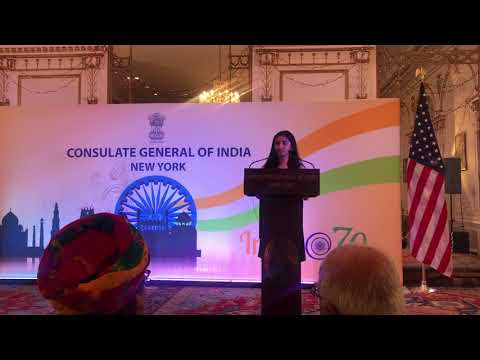 Consulate General of India- New York