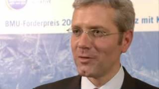 co2online: Persönlicher Energiespar-Tipp von Bundesumweltminister Röttgen