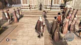 Приколы в Assassin
