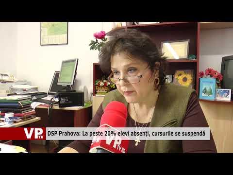 DSP Prahova: La peste 20% elevi absenți, cursurile se suspendă