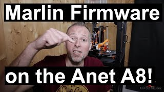 How to install the latest Marlin firmware on your Anet A8 3D printer in 7 easy steps