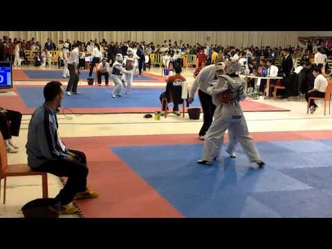 Campeonato de España de Taekwondo Marina D'Or 2013