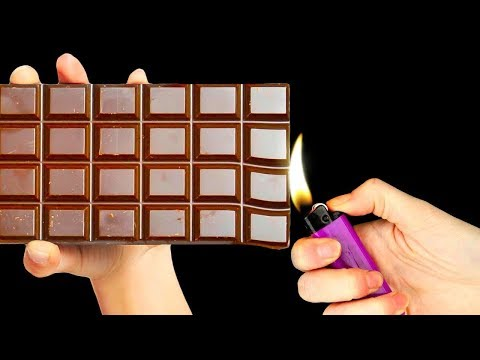 20 IDEAS DE DECORACIÓN CON CHOCOLATE
