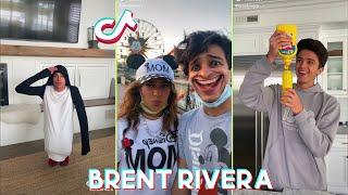 NEW Try Not To Laugh Brent Rivera Tik Tok Compilation - Funny Brent Rivera Tik Toks 2021