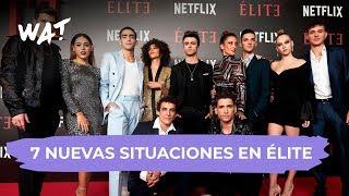 7 situaciones que esperamos de la 2ª temporada de 'Élite' en Netflix