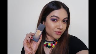 HUDA BEAUTY FOUNDATION,CONCEALER,LOOSE POWDER REVIEW