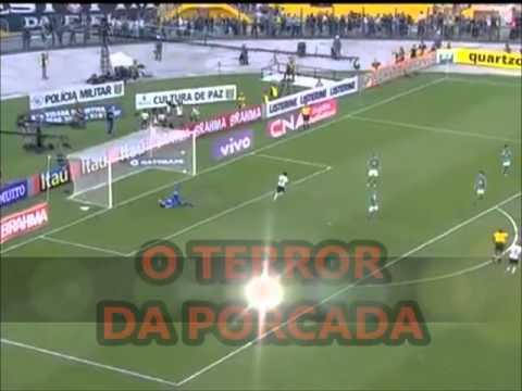Todos os gols de Romarinho contra o Palmeiras