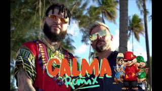 Calma (Remix) - Alvin Y Las Ardillas (Pedro Capó, Farruko)