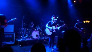 The Boxer Rebellion - Enjoy the Silence - Live at the Great American Music Hall, SF - May 15, 2012