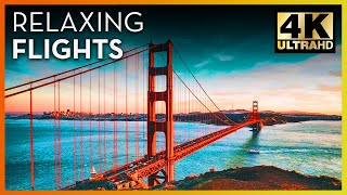 ✈️ Relaxing Scenic Flight from Sonoma to San Francisco Bay to Half Moon Bay with Cory Robin