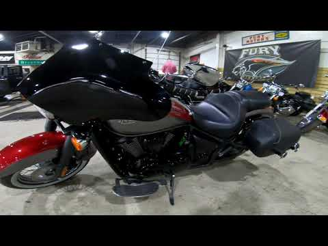 2016 Kawasaki Vulcan 900 Classic in South Saint Paul, Minnesota - Video 1
