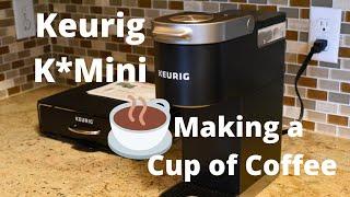 Keurig K Mini Plus Coffee Brewer