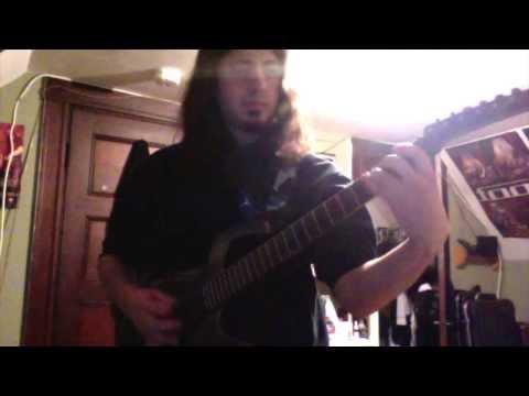 "Guitar Cover Video of ""Overture 1928/Strange Deja Vu"" by Dream Theater"