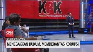 100 Hari Jokowi-Ma'ruf: Menegakkan Hukum, Memberantas Korupsi #KupasTuntas