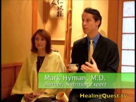 Video Healing Quest: Dr. Mark Hyman on Green Tea Benefits