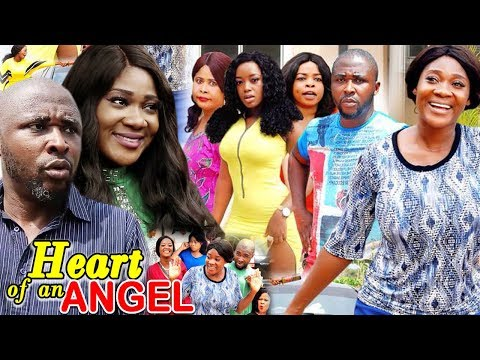 New Hit Movie ''Heart Of An Angel''  - Mercy Johnson 2019 Latest Nigerian Nollywood Movie Full HD