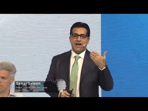 Qamar Saleem @ 3rd MEA FinTech Forum