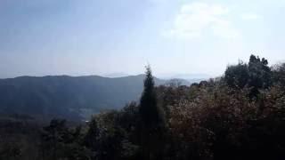 周南市湯野観音岳