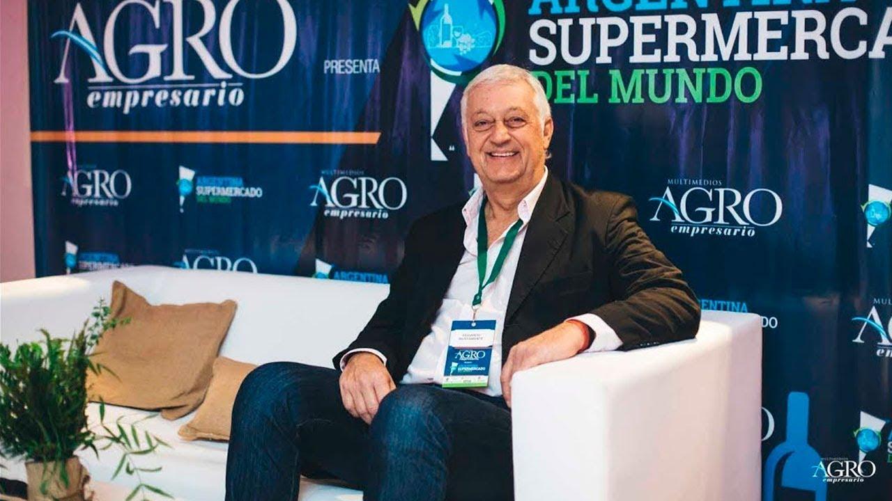 Edgardo Bustamante - Subsecretario de Infraestructura Rural de Córdoba