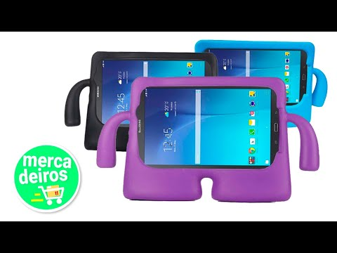 b467812bde435 Capa Silicone Tablet 7 Universal Iguy Genesis Foston Acer - R  49