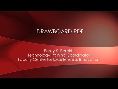 Trải nghiệm nhanh ứng dụng Drawboad PDF, Mới hơn hớp với Win 10 hơn.
