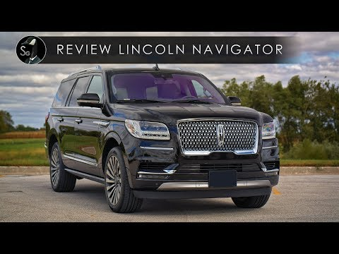 External Review Video ePrihlY2zDg for Lincoln Navigator & Navigator L (4th gen)