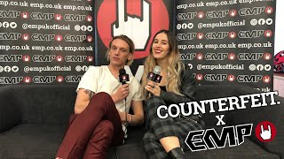 Jamie Campbell Bower - COUNTERFEIT. - Interview - New Era, Hidden Talents And The Bat Mobile...
