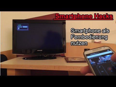 Smartphone als Fernbedienung für den Fernseher nutzen / TV mit Handy benutzen / Peel Smart Remote