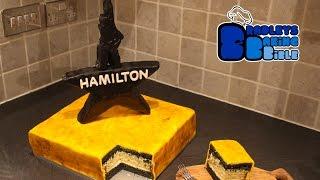 Hamilton Cake   Hamilton - An American Musical Special