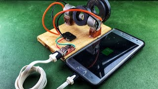Free Energy Mobile Phone Charger 2019