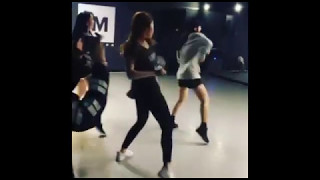 Knickers - Jidenna / Minyoung Park Choreography- Beginners Class(practice) part1