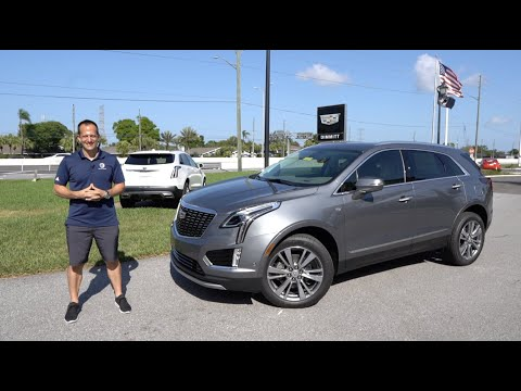 External Review Video ePsPuoSMjBc for Cadillac XT5 Crossover
