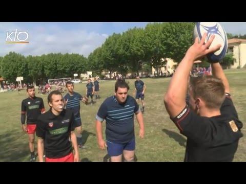 Le challenge des Cathédrales : Dieu et le rugby