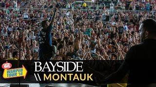 Bayside - Montauk (Live 2014 Vans Warped Tour)