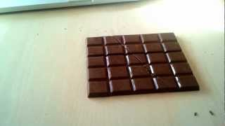 DIY [Бесконечная шоколадка] Endless Chocolate Bar
