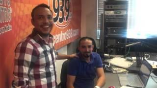 El Raton En Cabina De Radio Centro 93 9